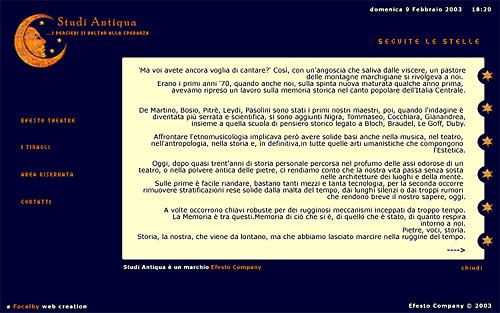 Studi Antiqua